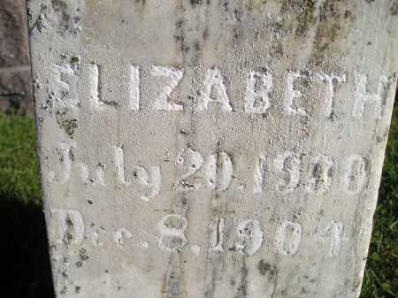 MATHEWS, ELIZABETH - Miner County, South Dakota | ELIZABETH MATHEWS - South Dakota Gravestone Photos