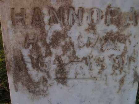 MATTHEWS, HANNORA - Miner County, South Dakota | HANNORA MATTHEWS - South Dakota Gravestone Photos