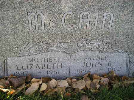 MCCAIN, JOHN R. - Miner County, South Dakota | JOHN R. MCCAIN - South Dakota Gravestone Photos