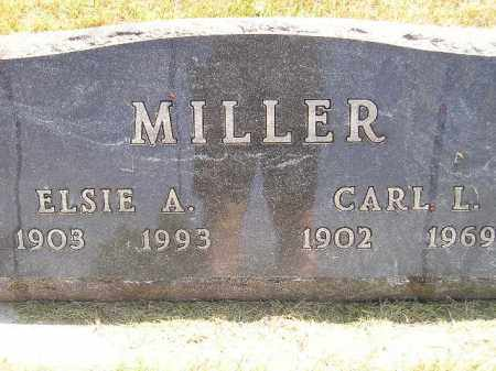 MILLER, CARL L. - Miner County, South Dakota | CARL L. MILLER - South Dakota Gravestone Photos