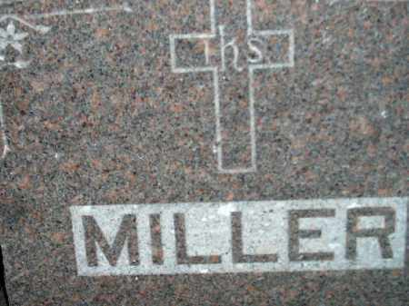 MILLER, FAMILY STONE - Miner County, South Dakota | FAMILY STONE MILLER - South Dakota Gravestone Photos