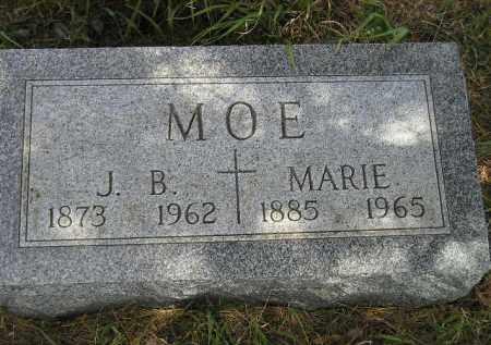 "MOE, J.B. ""JACK"" - Miner County, South Dakota 