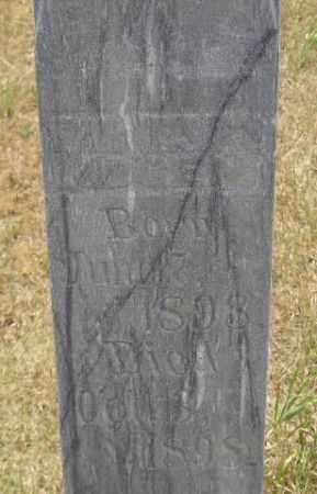 MOGEN, EARNEST S. - Miner County, South Dakota | EARNEST S. MOGEN - South Dakota Gravestone Photos