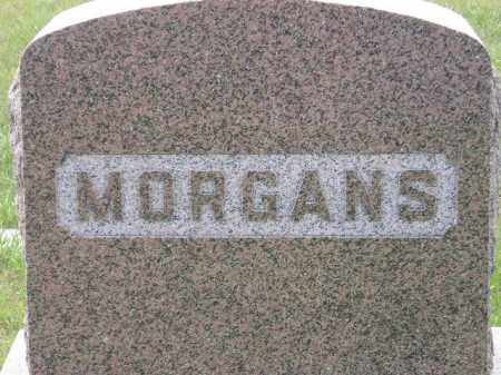 MORGANS, FAMILY STONE - Miner County, South Dakota | FAMILY STONE MORGANS - South Dakota Gravestone Photos