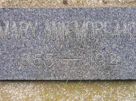 MORGANS, MARY ANN - Miner County, South Dakota | MARY ANN MORGANS - South Dakota Gravestone Photos