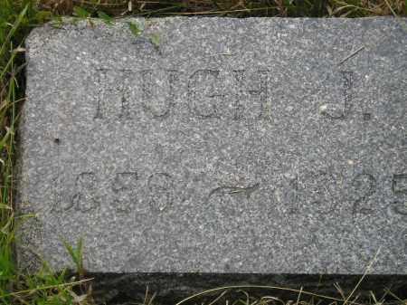 MORRIS, HUGH J. - Miner County, South Dakota | HUGH J. MORRIS - South Dakota Gravestone Photos