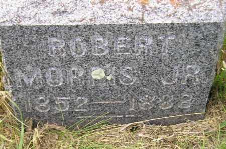 MORRIS, ROBERT JR. - Miner County, South Dakota | ROBERT JR. MORRIS - South Dakota Gravestone Photos