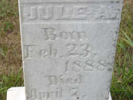MORSTAD, JULE A. - Miner County, South Dakota   JULE A. MORSTAD - South Dakota Gravestone Photos