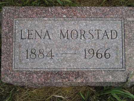 MORSTAD, LENA - Miner County, South Dakota   LENA MORSTAD - South Dakota Gravestone Photos