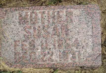 MORSTAD, SUSAN - Miner County, South Dakota | SUSAN MORSTAD - South Dakota Gravestone Photos