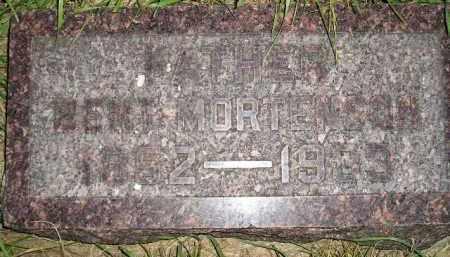 MORTENSON, BENT - Miner County, South Dakota   BENT MORTENSON - South Dakota Gravestone Photos