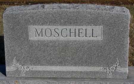 MOSCHELL, PLOT - Miner County, South Dakota   PLOT MOSCHELL - South Dakota Gravestone Photos