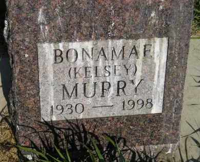 KELSEY MURRY, BONAMAE - Miner County, South Dakota | BONAMAE KELSEY MURRY - South Dakota Gravestone Photos