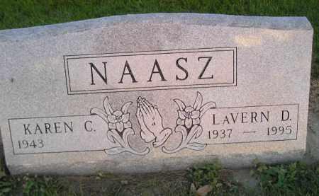 SPADER NAASZ, KAREN C. - Miner County, South Dakota | KAREN C. SPADER NAASZ - South Dakota Gravestone Photos