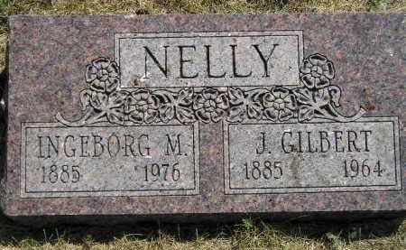 NELLY, INGEBORG M. - Miner County, South Dakota | INGEBORG M. NELLY - South Dakota Gravestone Photos