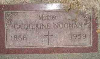 NOONAN, CATHERINE - Miner County, South Dakota | CATHERINE NOONAN - South Dakota Gravestone Photos