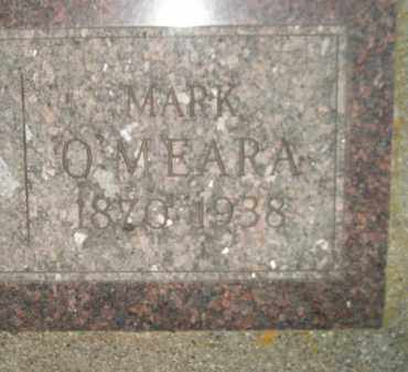 O'MEARA, MARK - Miner County, South Dakota | MARK O'MEARA - South Dakota Gravestone Photos