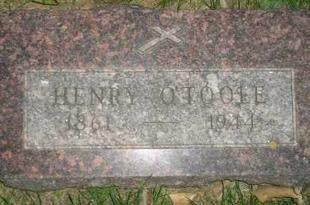 O'TOOLE, HENRY - Miner County, South Dakota | HENRY O'TOOLE - South Dakota Gravestone Photos