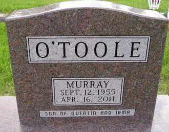 O'TOOLE, MURRAY - Miner County, South Dakota   MURRAY O'TOOLE - South Dakota Gravestone Photos