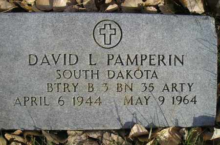 PAMPERIN, DAVID L. - Miner County, South Dakota | DAVID L. PAMPERIN - South Dakota Gravestone Photos