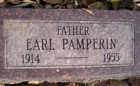 PAMPERIN, EARL - Miner County, South Dakota   EARL PAMPERIN - South Dakota Gravestone Photos