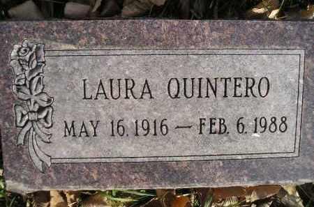 QUINTERO, LAURA - Miner County, South Dakota   LAURA QUINTERO - South Dakota Gravestone Photos