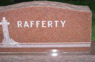 RAFFERTY, FAMILY STONE - Miner County, South Dakota | FAMILY STONE RAFFERTY - South Dakota Gravestone Photos