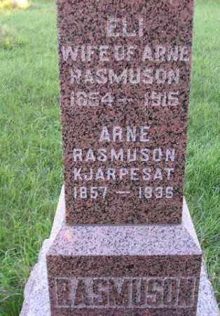 RASMUSON, ELI - Miner County, South Dakota | ELI RASMUSON - South Dakota Gravestone Photos