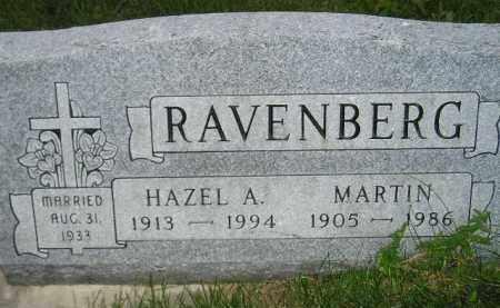RAVENBERG, HAZEL A. - Miner County, South Dakota | HAZEL A. RAVENBERG - South Dakota Gravestone Photos
