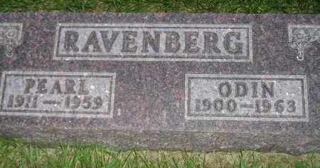 RAVENBERG, ODIN - Miner County, South Dakota | ODIN RAVENBERG - South Dakota Gravestone Photos