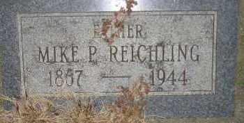 REICHLING, MIKE P. - Miner County, South Dakota   MIKE P. REICHLING - South Dakota Gravestone Photos