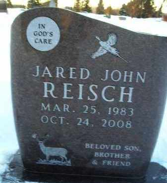REISCH, JARED JOHN - Miner County, South Dakota | JARED JOHN REISCH - South Dakota Gravestone Photos