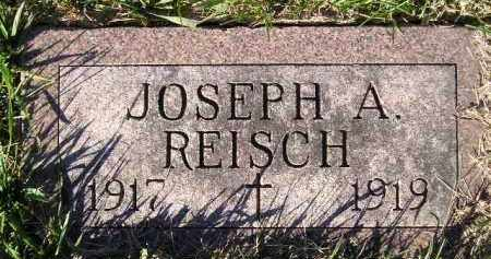 REISCH, JOSEPH A. - Miner County, South Dakota | JOSEPH A. REISCH - South Dakota Gravestone Photos