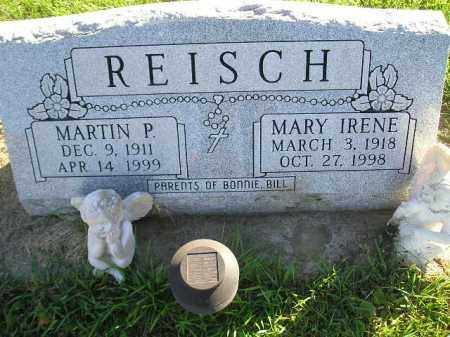 REISCH, MARY IRENE - Miner County, South Dakota | MARY IRENE REISCH - South Dakota Gravestone Photos