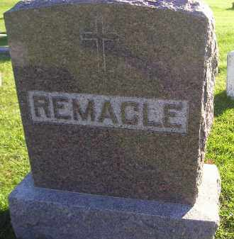 REMACLE, FAMILY STONE - Miner County, South Dakota   FAMILY STONE REMACLE - South Dakota Gravestone Photos