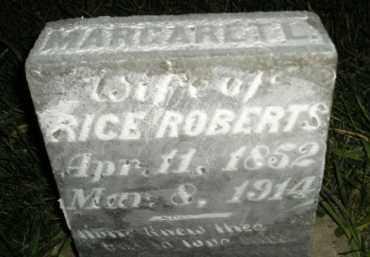 ROBERTS, MARGARET L. - Miner County, South Dakota | MARGARET L. ROBERTS - South Dakota Gravestone Photos