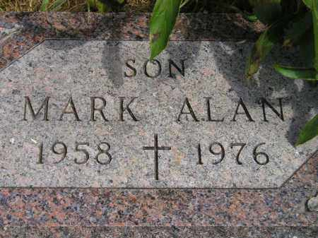 ROSTYNE, MARK ALAN - Miner County, South Dakota | MARK ALAN ROSTYNE - South Dakota Gravestone Photos