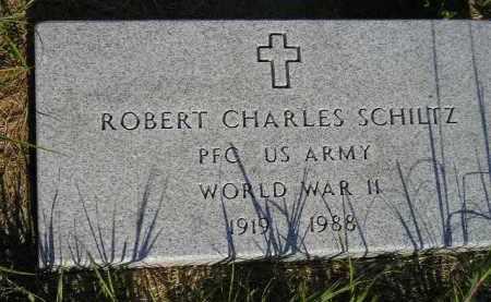 SCHILTZ, ROBERT CHARLES - Miner County, South Dakota | ROBERT CHARLES SCHILTZ - South Dakota Gravestone Photos