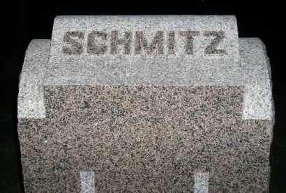 SCHMITZ, FAMILY STONE - Miner County, South Dakota | FAMILY STONE SCHMITZ - South Dakota Gravestone Photos