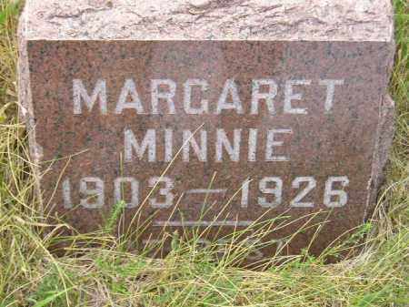 SCHRAMM, MARGARET MINNIE - Miner County, South Dakota | MARGARET MINNIE SCHRAMM - South Dakota Gravestone Photos