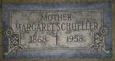 KRANTZ SCHUELLER, MARGARET - Miner County, South Dakota | MARGARET KRANTZ SCHUELLER - South Dakota Gravestone Photos