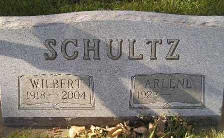 SCHULTZ, WILBERT - Miner County, South Dakota | WILBERT SCHULTZ - South Dakota Gravestone Photos