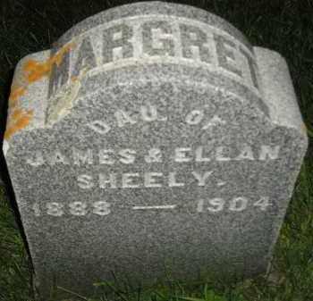 SHEELEY, MARGRET - Miner County, South Dakota | MARGRET SHEELEY - South Dakota Gravestone Photos