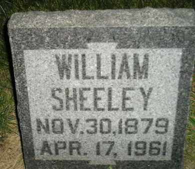 SHEELEY, WILLIAM - Miner County, South Dakota | WILLIAM SHEELEY - South Dakota Gravestone Photos