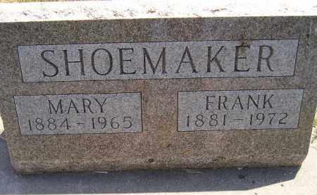 SHOEMAKER, FRANK - Miner County, South Dakota | FRANK SHOEMAKER - South Dakota Gravestone Photos