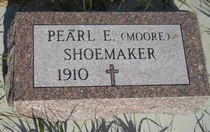 SHOEMAKER, PEARL E. - Miner County, South Dakota | PEARL E. SHOEMAKER - South Dakota Gravestone Photos