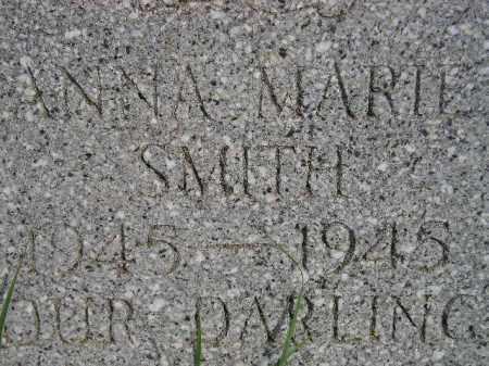 SMITH, ANNA MARIE - Miner County, South Dakota | ANNA MARIE SMITH - South Dakota Gravestone Photos