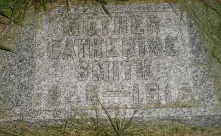 SMITH, CATHERINE - Miner County, South Dakota | CATHERINE SMITH - South Dakota Gravestone Photos