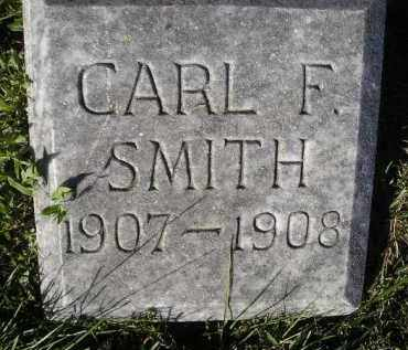 SMITH, CARL F. - Miner County, South Dakota   CARL F. SMITH - South Dakota Gravestone Photos