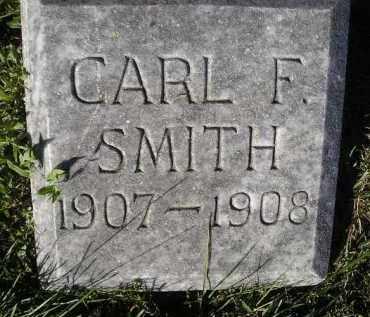 SMITH, CARL F. - Miner County, South Dakota | CARL F. SMITH - South Dakota Gravestone Photos